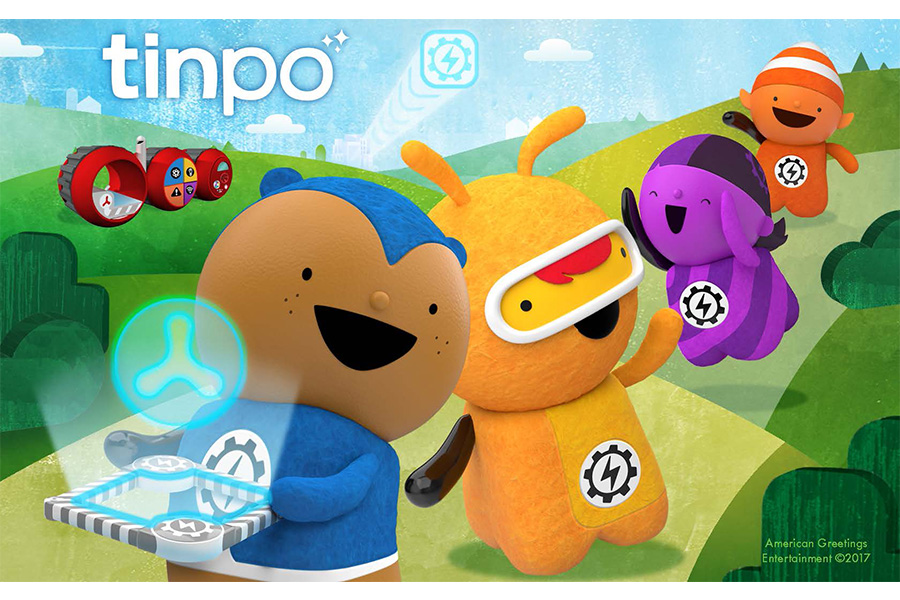 CBeebies/BBC UK Orders Tinpo™ Animated Series From AGE and OLM, Inc.