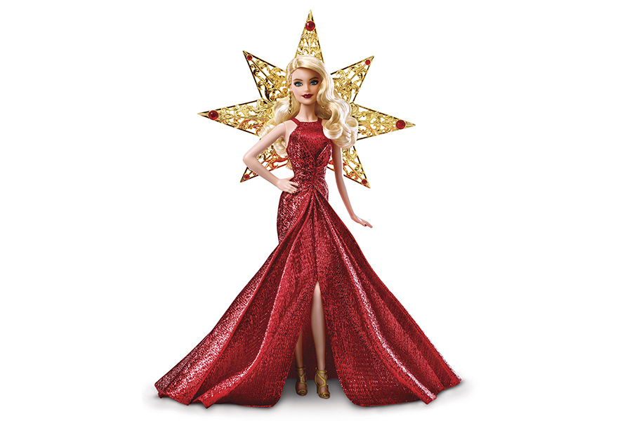 Barbie: The New Glittering Holiday's Magic 2017 Doll