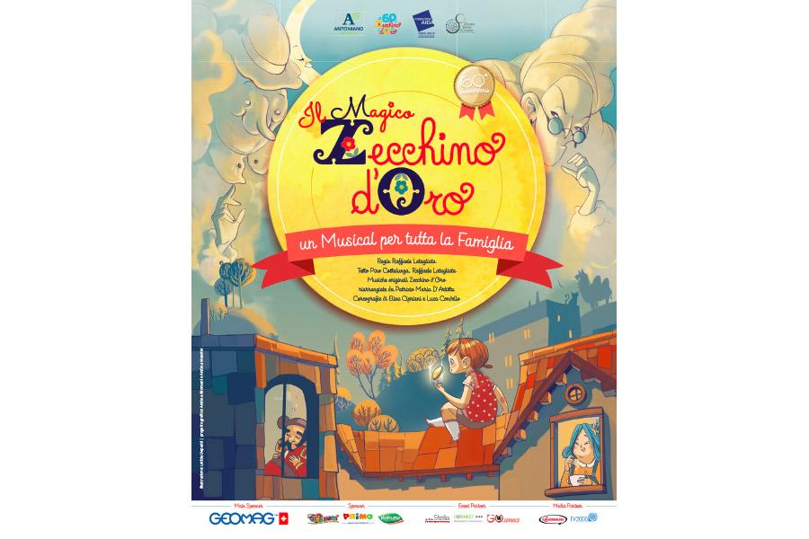 Zecchino D'Oro becomes a musical