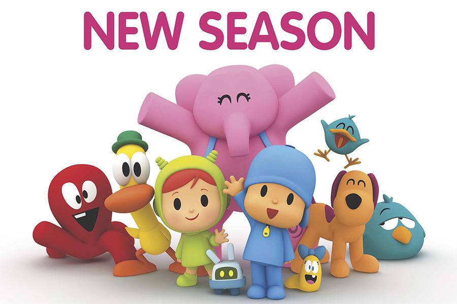 Clan TV trasmetterà la nuova stagione di Pocoyo