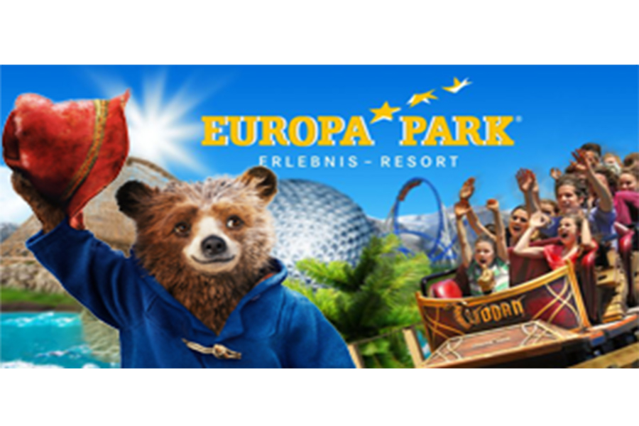 Paddington all'Europa Park