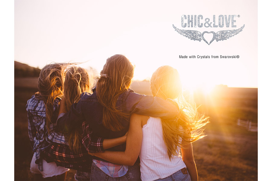 Maurizio Distefano Licensing to represent Chic & Love fashion brand