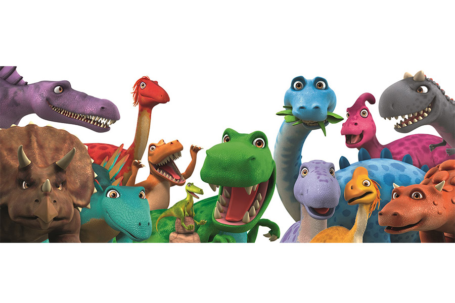 The World of Dinosaur Roar! comes to iconic Winning Moves game