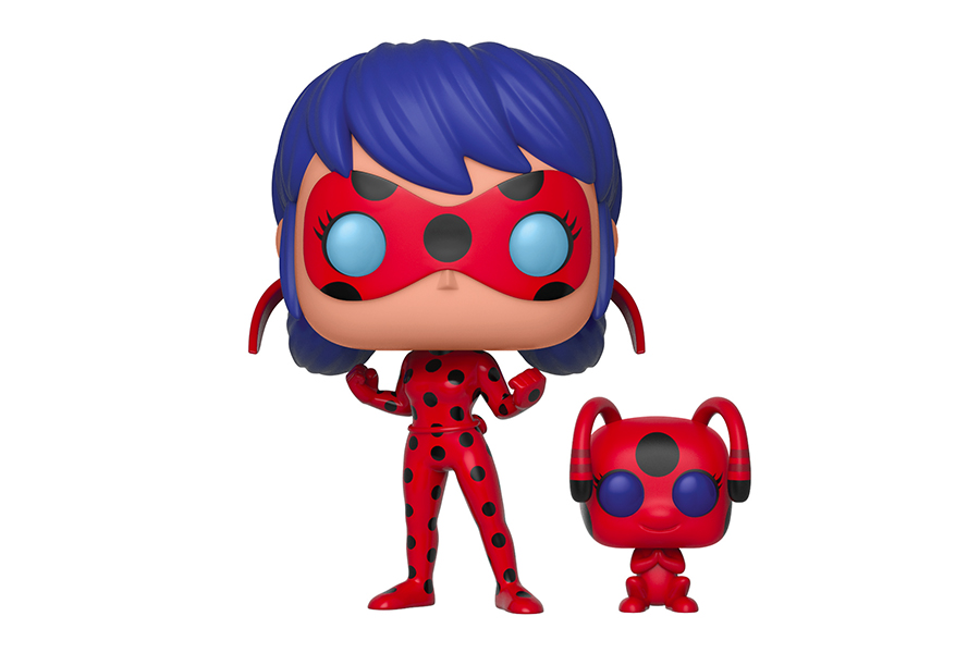 ZAG Signs Pez And Funko for Collectibles for Miraculous