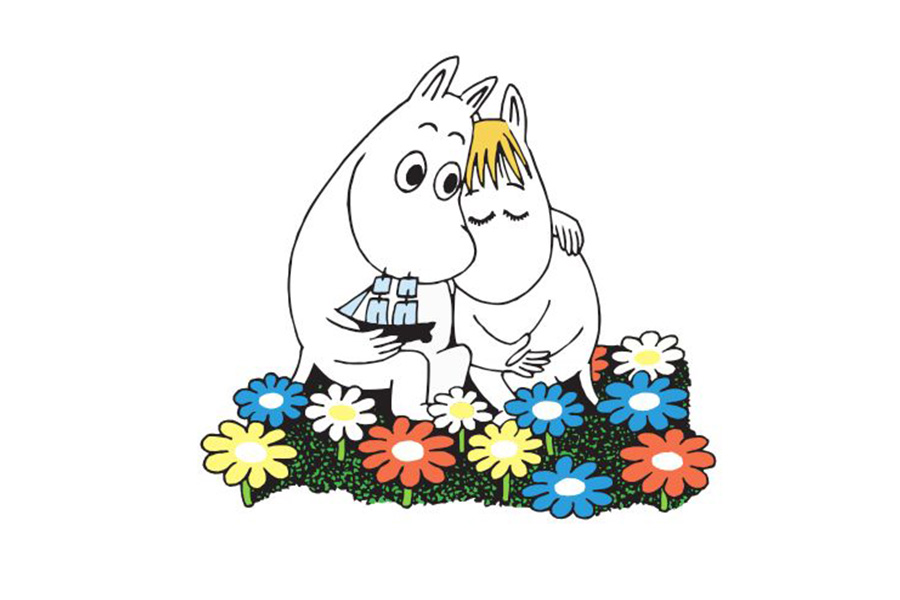 Caroline Mickler Ltd announces Moomin collection from TruffleShuffle