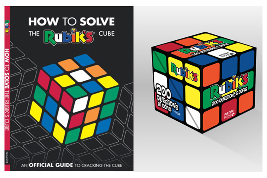 Rubik's publishing program off to a strong start for kids & adults