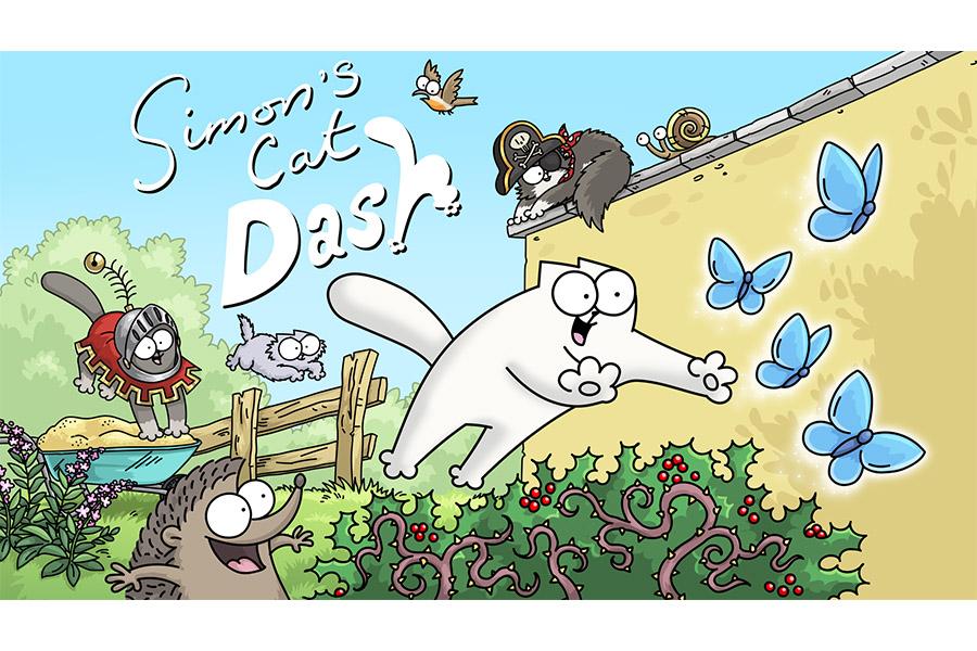 Good Catch launches a Simon's Cat mobile adventure