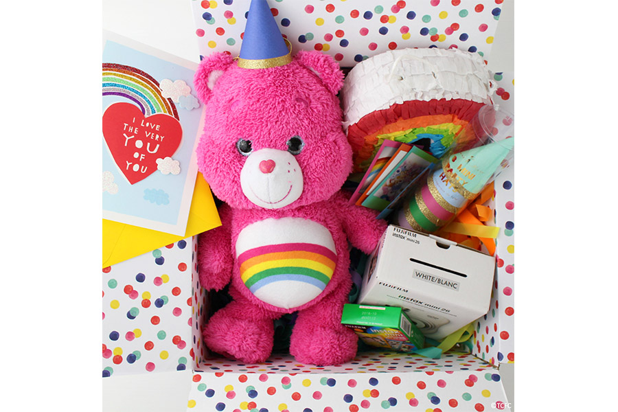 """Care Bears™ Launch """"Colors of Caring"""" Campaign by Giving Away Care Packages All Year Long"""