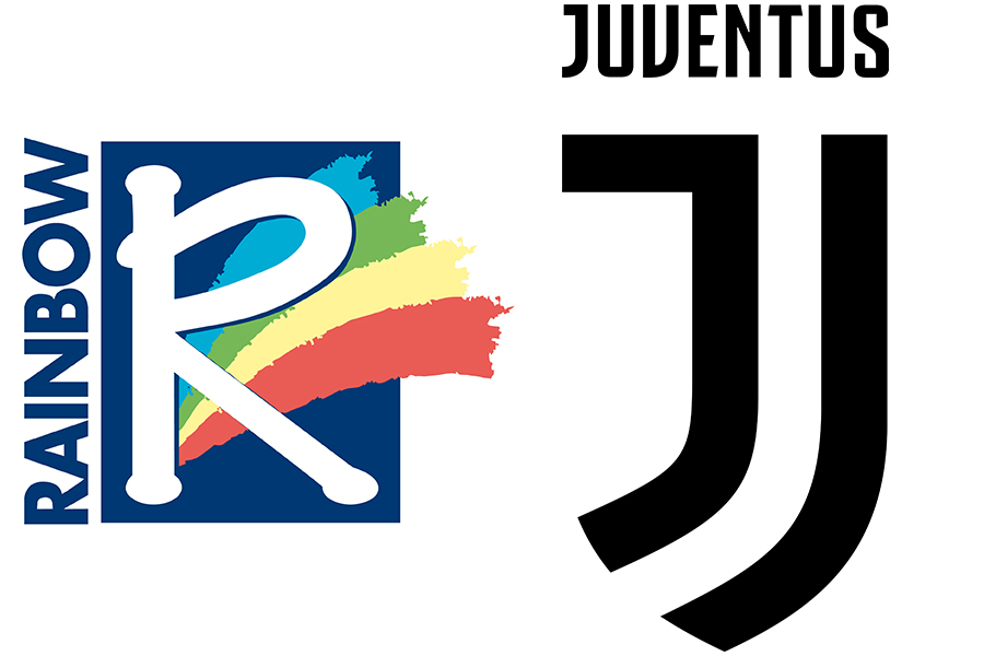 Two Italian giants come together in Russia: Rainbow and Juventus