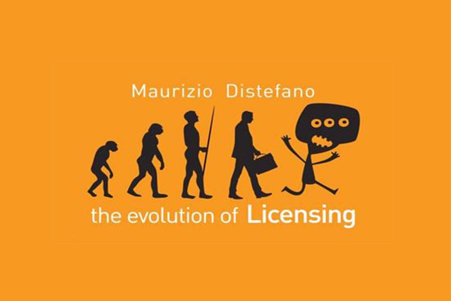 Maurizio Distefano Licensing makes its mark at Bologna
