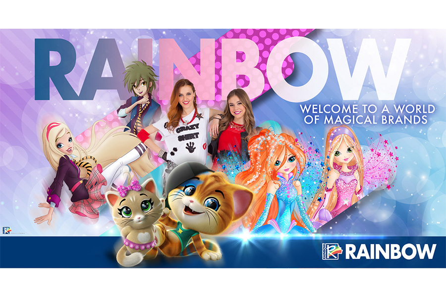 Rainbow Ready To Showcase Magical Brands In Bologna