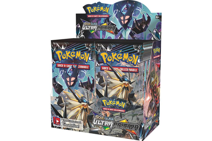 Importanti risultati nelle vendite di carte collezionabili e giocattoli Pokémon nel 2017