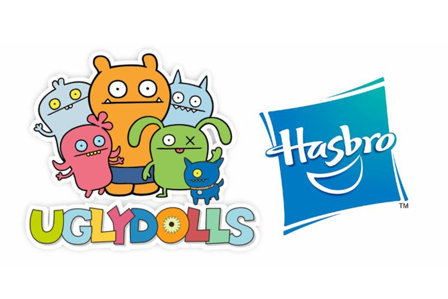 STX Taps Hasbro to Handle UglyDolls Toys