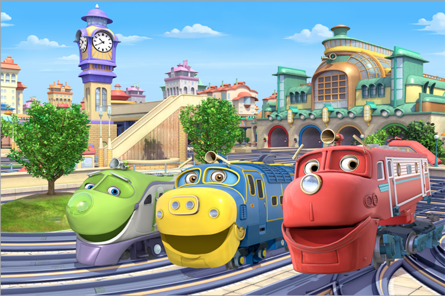 Wildbrain appointed as Chuggington's multi-territory YouTube Manager