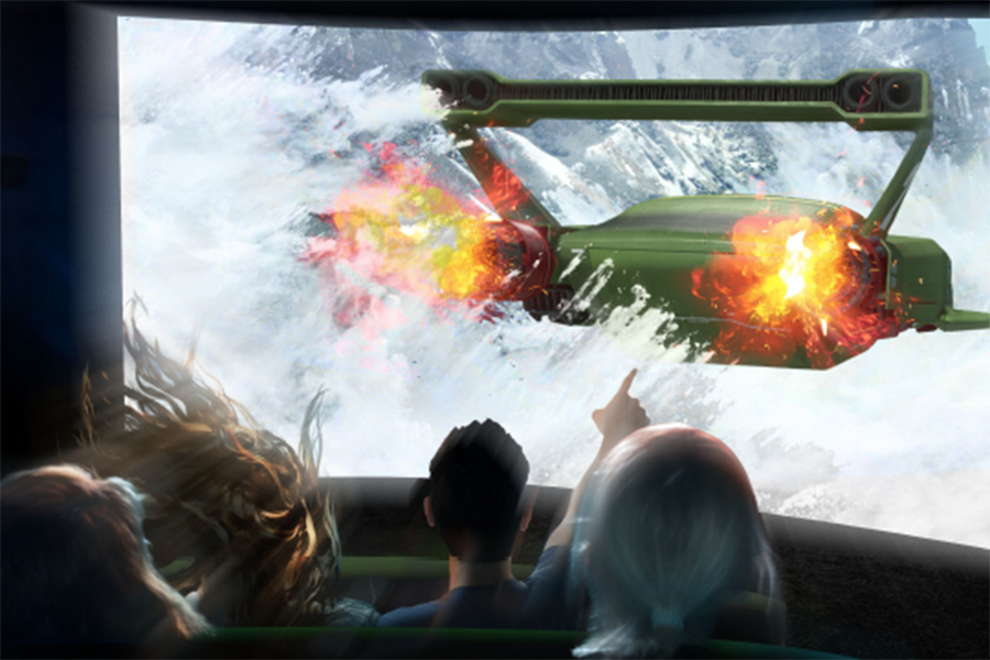 """ITVS GE Experiential and DTC new deals for """"Thunderbirds Are Go"""""""