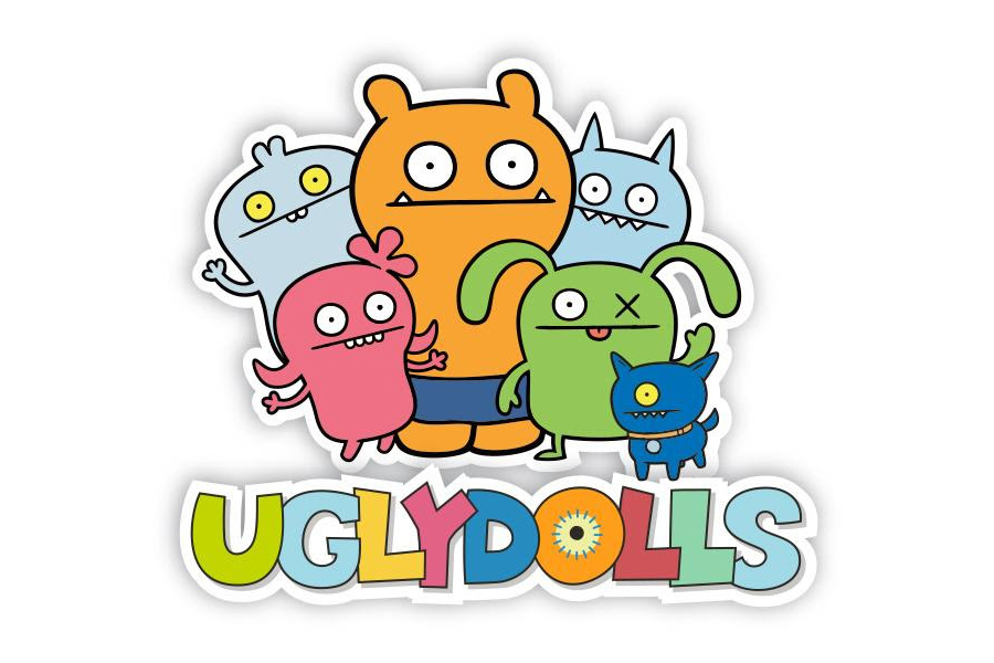 UglyDolls: the movie coming soon!