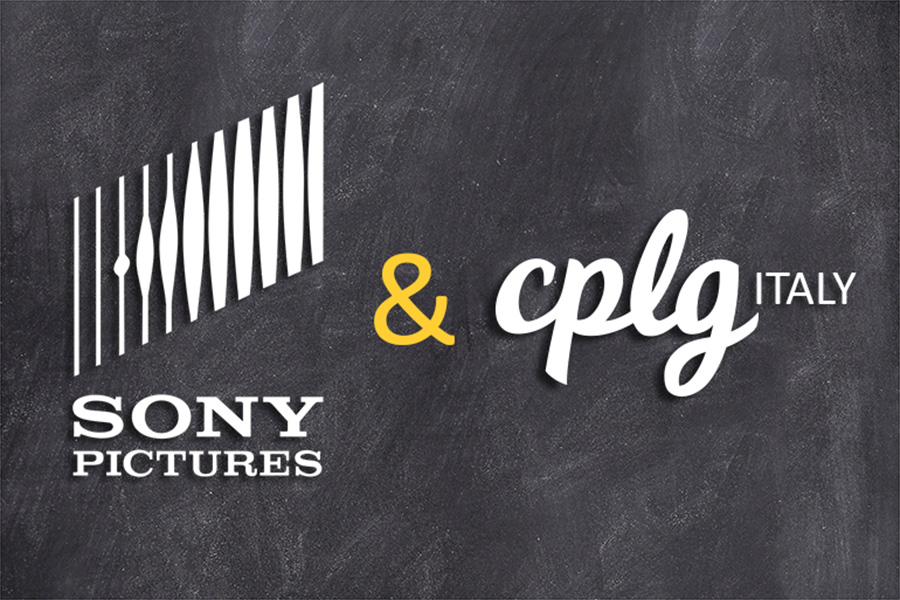 Sony Pictures still chooses CPLG Italy