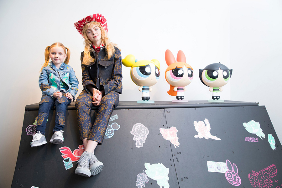 """Cartoon Network Enterprises Announces New Partnerships and Collaborations for """"The Powerpuff Girls"""""""