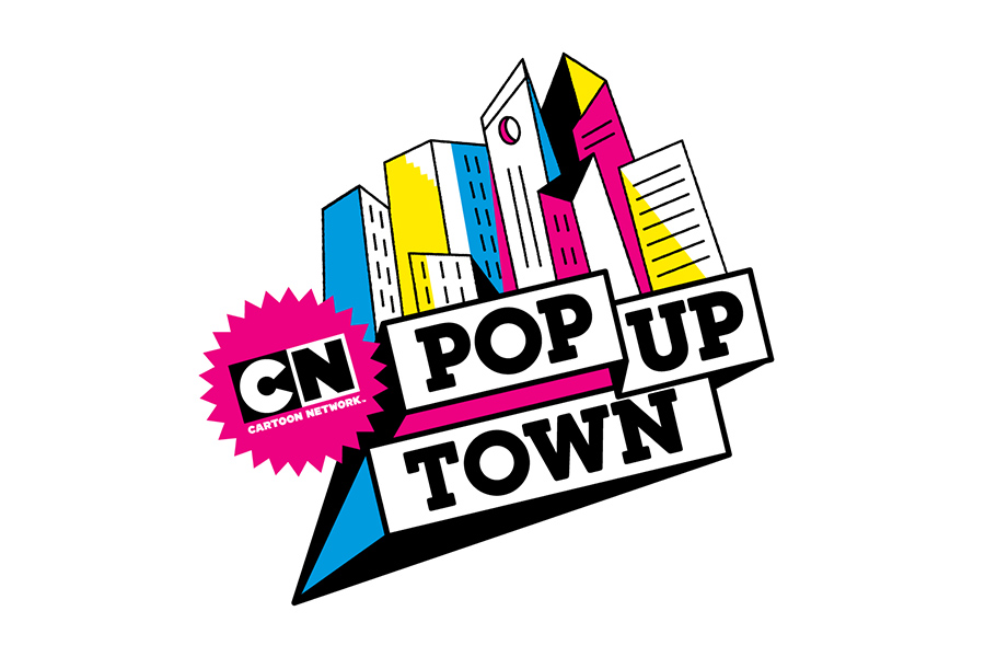 Arriva a Milano il primo Temporary Shop europeo di Cartoon Network