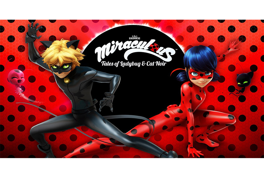 The Characters of Miraculous™ come to Leolandia through an exclusive global deal