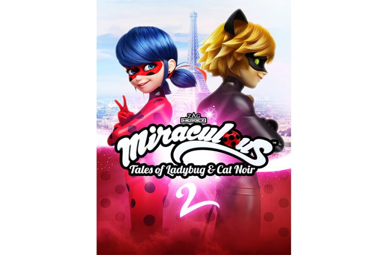 6c59dabe6b3 Three New Deals Sealed for ZAG HEROEZ Miraculous™ – Tales of Ladybug   Cat  Noir