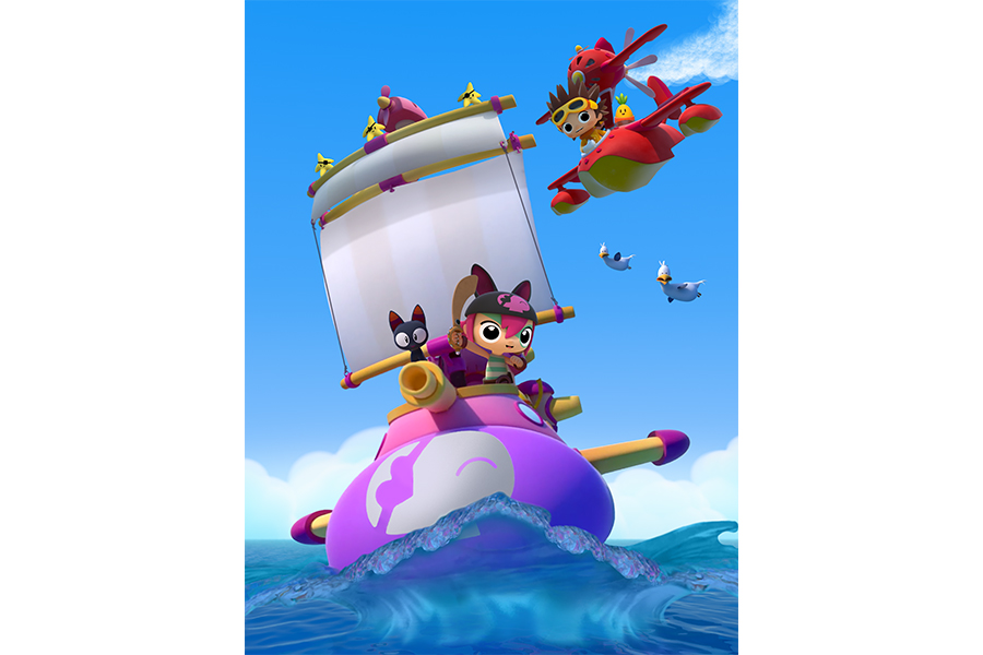 Licensing Link Europe to manage UK licensing for Pirata & Capitano
