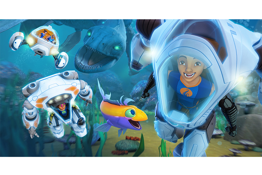 """Technicolor """"The Deep"""" 4D experiences launch in U.S. and new CP deals signed for Germany"""