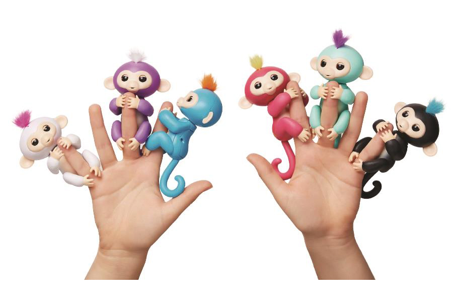 Penguin Young Readers and DK partners with WowWee® for Fingerlings® book series