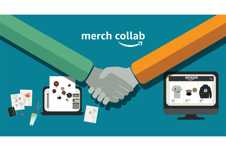 Amazon announces Merch Collab