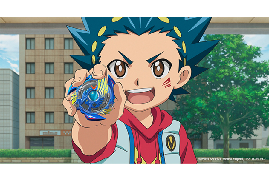 Nelvana Enterprises and Beyblade Burst build momentum in France with new licensing deals