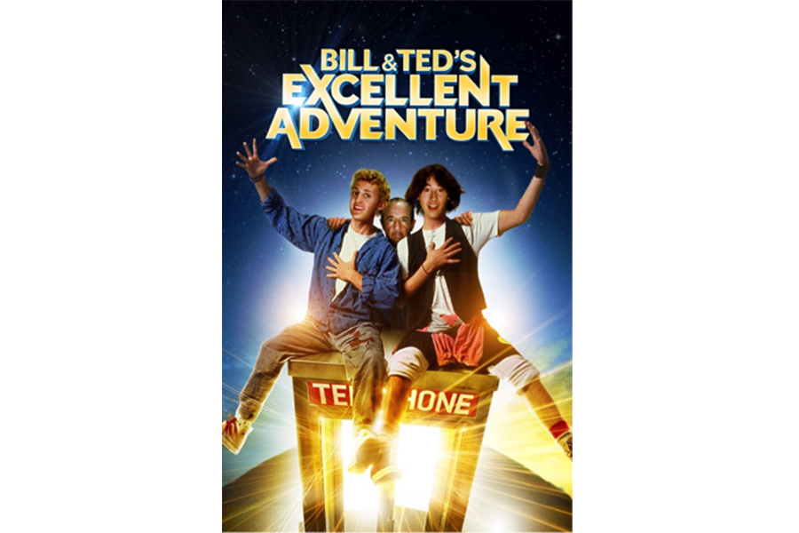 """Creative Licensing teams with Max Arguile for """"Bill And Ted's Excellent Adventure"""""""