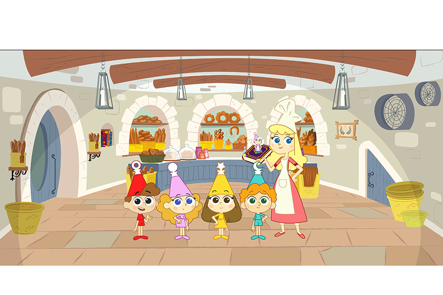 """""""Trulli Tales: The Adventures of the Trullalleri"""" on air on TV from June 11th on Rai Yoyo"""