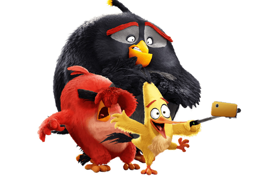 J&M Brands tapped as newest agent for Rovio's Angry Birds