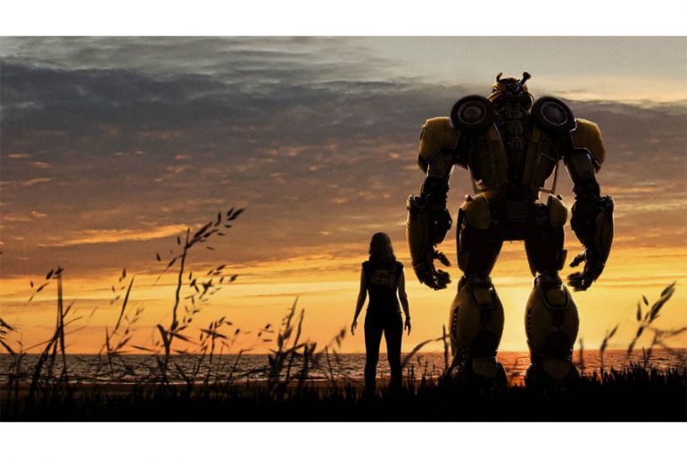 The first trailer of the next Transformers movie has been