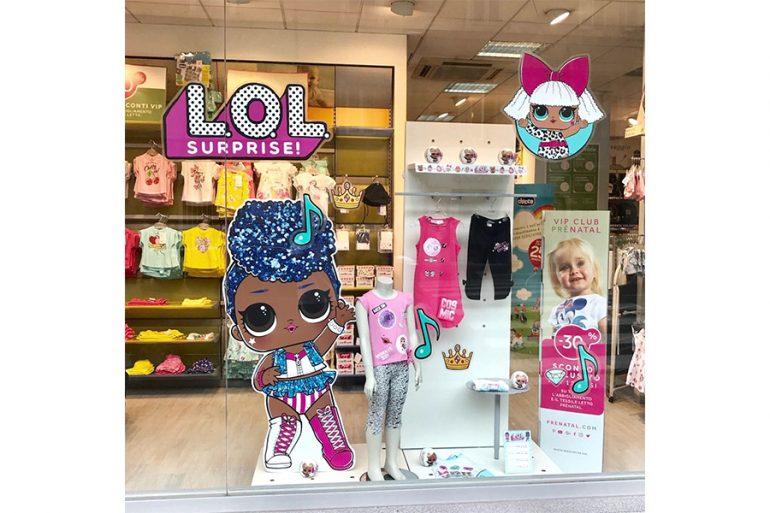molto carino 1e5bf 09010 Cplg Italy e Prenatal lanciano la collezione L.O.L. Surprise ...
