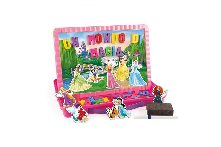 Il mondo delle Principesse Disney firmato Quercetti