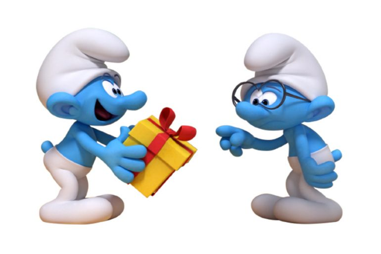 The Smurfs New Animated Series Soon On Tv Licensing Magazine