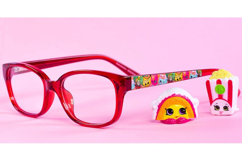 c793dd94d082 An exciting range of Shopkins-branded glasses was launched at Specsavers  stores in early July