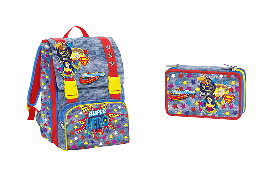 Warner Bros. Consumer Products and Seven together for the next Back To School