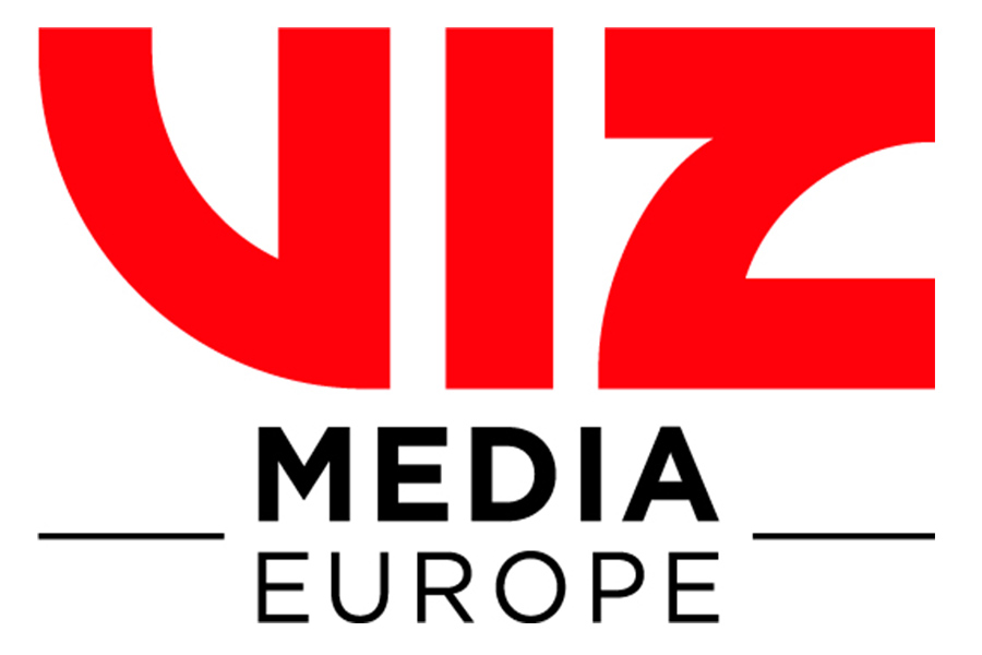 VIZ Media Europe reveals new visual identity