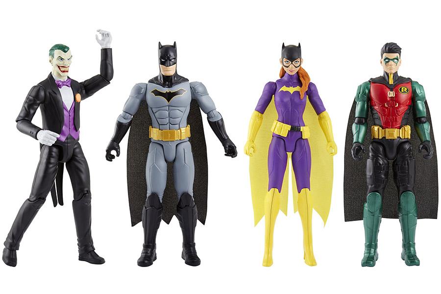 Arriva la nuova linea Batman Mission!