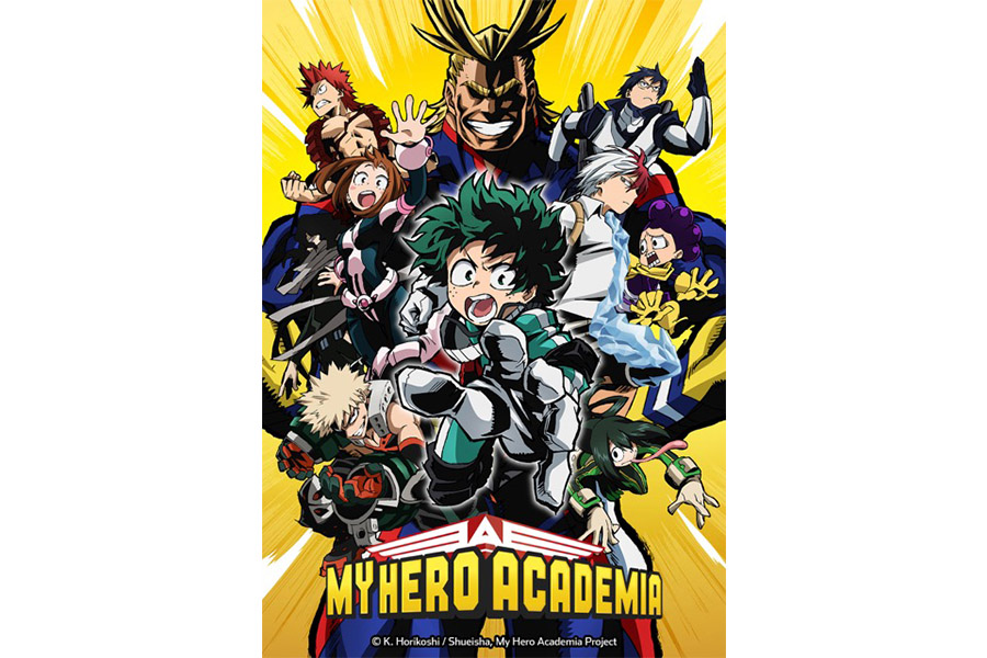 VIZ MEDIA EUROPE Names Licensing Agent In Italy on the Eve Of My Hero Academia TV Debut