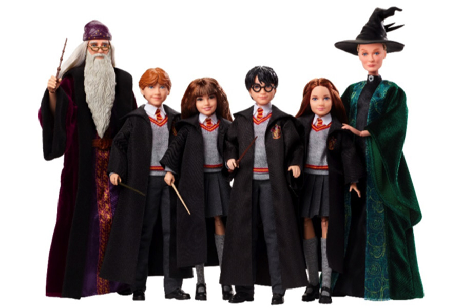 Harry Potter Fashion Doll