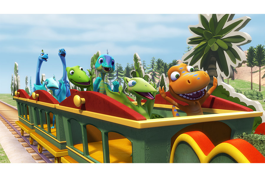 "New Season of The Jim Henson Company's ""Dinosaur Train"" for PBS KIDS"