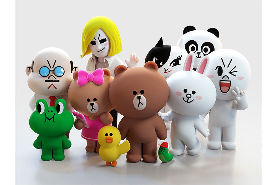 """CPLG connects with """"LINE FRIENDS"""" to represent its global character brands across EMEA"""