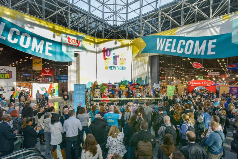 new york toy fair ranks no 35 on annual gold 100 trade show ranking