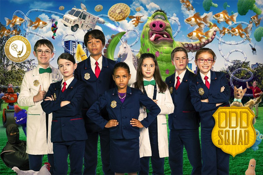 Odd Squad Lands Publishing Deal With Macmillan