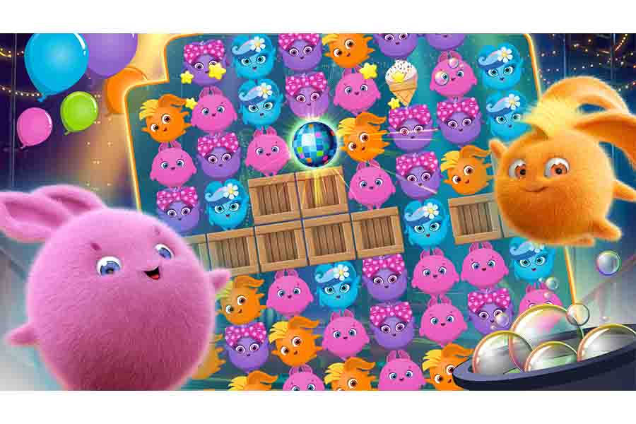 Sunny Bunnies premieres on HBO Europe and launches mobile game