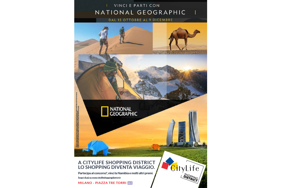 Win and Travel with National Geographic
