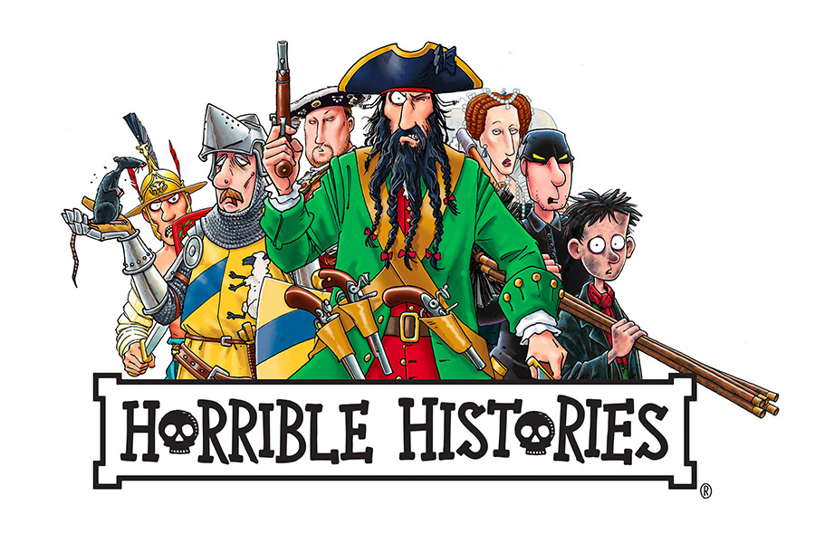 "Rocket annuncia numerosi nuovi partner per ""Horrible Histories®"""